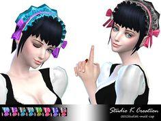 Studio K Creation   Maid Cap