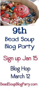 Smaller Badge for the 9th Bead Soup Blog Party***Pretty Things