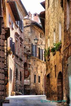 Montepulciano, Tuscany, Italy                                                                                                                                                                                 Más #Tuscanyitaly