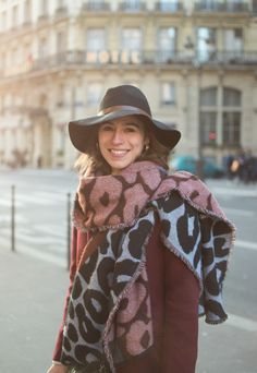 This Week In Parisian Street Style: New Year's Eve À La Parisienne
