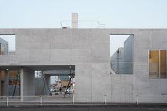 El microcosmos de hormigón del estudio Ikimono Architects