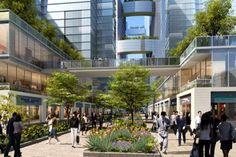 China heeft plannen voor een gloednieuwe eco-stad zonder auto's.
