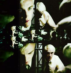 Draco Malfoy is a lit angel