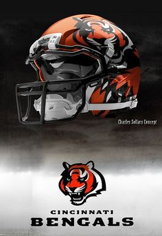 Cool helmet idea! I don't think I'd go without the stripes though...