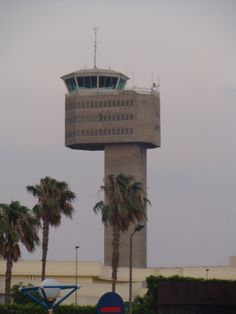 Cairo International Airport commissioned the world's sixth tallest ATC tower at 110m (361ft) height in November 2010. Watch all 10 http://www.airport-technology.com/features/featurethe-10-tallest-air-traffic-control-towers-in-the-world-4142194/