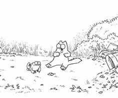 Simon's cat  !