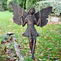 large fairy garden statue - Bing Images