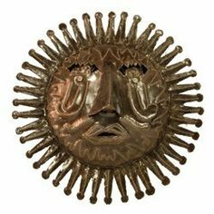 Global Crafts HCCAJ133-534004 Haitian Metal Sun Face Wall Hanging- Oil Drum Art Gifts With Humanity,http://www.amazon.com/dp/B002VFC2TE/ref=cm_sw_r_pi_dp_wIUxtb0PJCPW4PM7