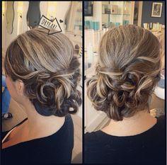 #UpTini! #hair #hairdos #drybar