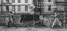 LIVE IN NYC - photo book by Vesa Loikas  Photography