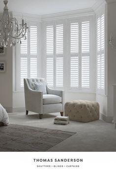 Victorian Living Room, Elegant Living Room, Living Room Grey, Home Living Room, Living Room Designs, Living Room Decor, Home Bedroom, Bedroom Decor, Bay Window Living Room