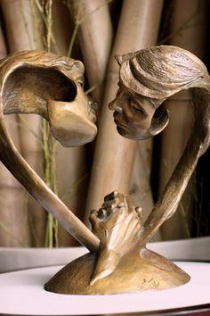 Alfano, Michael - Lovers (Sculpture)