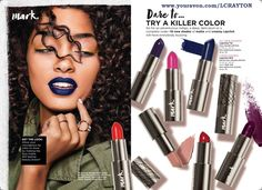 How daring will you be?! www.youravon.com/LCRAYTON #lipstick
