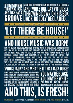 1000 images about house music is a feeling on pinterest for Jack house music