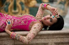 South Asian Bride #asian #bride