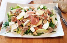 Zdravé recepty: Paleo, Whole30, Primal, LCHF, bez lepku Low Fodmap, Low Carb Keto, Pasta Salad, Cobb Salad, Whole 30, Lchf, Feta, Potato Salad, Cheese