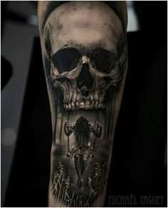 Scary Skull Tattoo on Forearm recover deleted photos android 2020 Mädchen Tattoo, Tattoo Bein, Back Tattoo, Tattoo Quotes, Skull Sleeve Tattoos, Best Sleeve Tattoos, Tattoo Sleeve Designs, Evil Skull Tattoo, Evil Tattoos