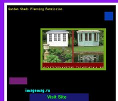 garden sheds planning permission 074830 the best image search