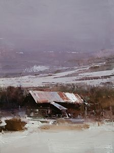 Late Autumn by Tibor Nagy Oil ~ 16 x 12 Classic Paintings, Paintings I Love, Beautiful Paintings, Impressionist Landscape, Abstract Landscape, Landscape Paintings, Late Autumn, Winter Painting, Traditional Paintings
