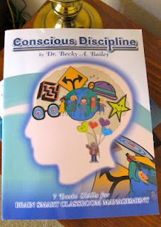The Corner On Character: Conscious Discipline