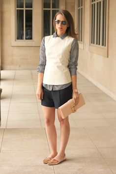 Penny Pincher Fashion Summer Wear, Summer Outfits, Cute Outfits, Work Outfits, Penny Pincher Fashion, Mode Inspiration, Retail Therapy, Shorts, Business Casual