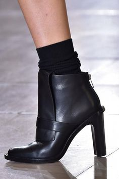 Anthony Vaccarello Fall 2015: