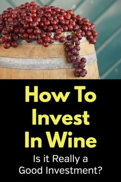 If you're looking for an alternative investment with low correlation to the stock market and strong historical returns, be sure to read this review of the wine investing platform Vinovest. Unlike some other alternative investments, Vinovest is open to all investors, not just accredited investors. #investing #money #personalfinance #ad