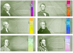 Michael Tyznik's submission to the Dollar ReDesign Project is one of the best American currency redesigns out there.