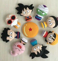 Dragon ball z Related Post 52 trendy tattoo dragon ball trunks Dragon Ball Z Pendant Necklace Dragon Ball Z Dragon Ball Sticky Note Tabs –. Dragon Ball GT – Trunks by *DBCProject on de. Felt Crafts Diy, Felt Diy, Clay Crafts, Crafts For Kids, Felt Christmas, Christmas Crafts, Felt Patterns, Felt Fabric, Felt Dolls