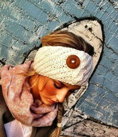 crochet head scarves | NEED a crocheted headband. | crochet hats, head wraps and scarves-adu ...