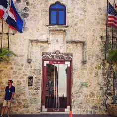 Hostal Nicolás De Ovando, Santo Domingo, Dominican Republic.