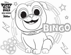 Disney Family Coloring Pages Inspirational Bingo Coloring Page Family Activity