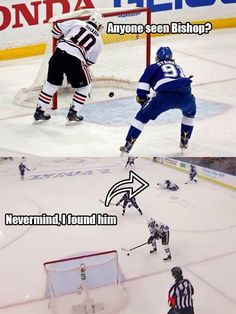 Read More About This was hilarious #LetsGoHawks...