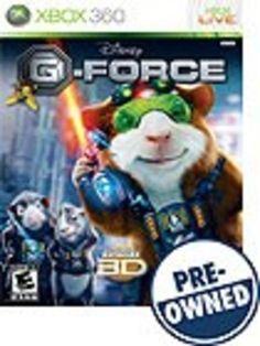 G-Force — PRE-Owned - Xbox 360