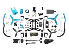 DIY drones: 10 kits to build your own - Page 10 - TechRepublic