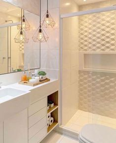 Bathroom decor, Bathroom decoration, Bathroom DIY and Crafts, Bathroom interior decorating Bathroom Design Luxury, Bathroom Layout, Modern Bathroom Design, Small Bathroom, Luxury Bathrooms, Master Bathrooms, White Bathroom, Bathroom Ideas, Home Room Design