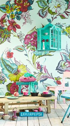 Wallpaper from Eijffinger - Ibiza 330277
