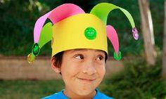 Risultati immagini per lavoretti di carnevale  da fare con i bambini