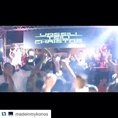 Tonight #WeMaddox with #MadeInMykonos ☀️☀️ #Repost @madeinmykonos @vassilitsilichristos ・・・ Just a small taste of what happened last Saturday at Nammos - Mykonos!  Full aftermovie coming up soon, stay tuned!  #MadeInMykonos #Nammos #Mykonos #UltraBeachExp