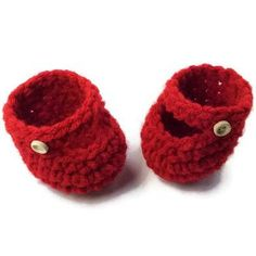 Red doll crocheted mary jane shoes with decorative wood button, READY TO SHIP, fit 13 Waldorf dolls like Bamboletta Cuddle doll Red Dolls, Girl Dolls, Christmas Gifts For Girls, Waldorf Dolls, Doll Shoes, Custom Dolls, Yarn Colors, Doll Accessories, Cuddle
