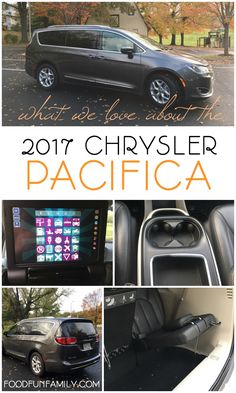 I realize that most people don't get excited about a minivan. I've been a minivan driver for the last 17 years (nothing beats a minivan for space for big families like mine!) but I have never driven a minivan as cool as this. I think the Chrysler Pacifica might sway more than a few minivan-skeptics. It's a game-changer.  #ad #DrivePacifica