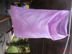 Custom Tie Dyed Pillowcases | ...and Etc