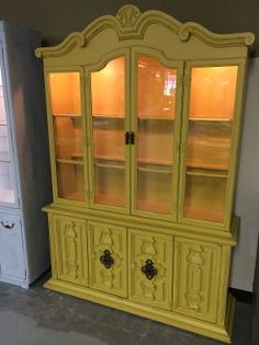Colonel Mustard Hutch - I love this one!!