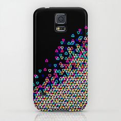 Samsung Galaxy S5 Case  Funfetti Light by AbstractGraphDesigns, $38.00