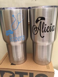 A personal favorite from my Etsy shop https://www.etsy.com/listing/264259979/superfast-rtic-monogrammed-tumbler-30-oz