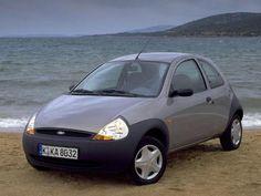 my first car: Ford Ka