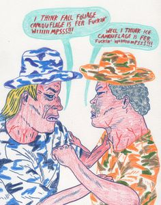 illustrator Will Laren