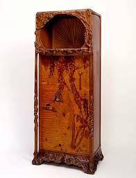 Image result for art nouveau woodwork