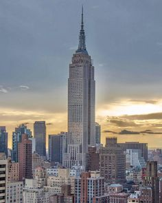 Empire State Building, New York, Travel, Instagram, New York City, Viajes, Traveling, Nyc, Trips