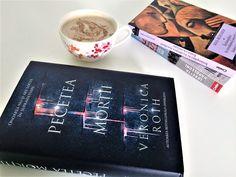 IRREFUTABILIS: Cel mai bun lucru care i se poate întâmpla cărții ... Veronica Roth, Mai, Cover, Books, Libros, Book, Book Illustrations, Libri